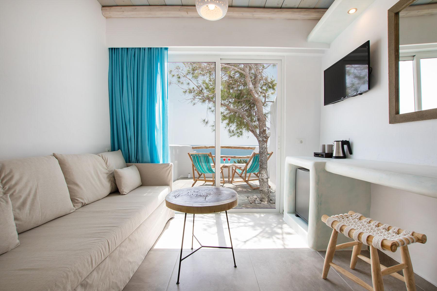 accommodation in karpathos - Poseidon Blue Gastronomy Hotel