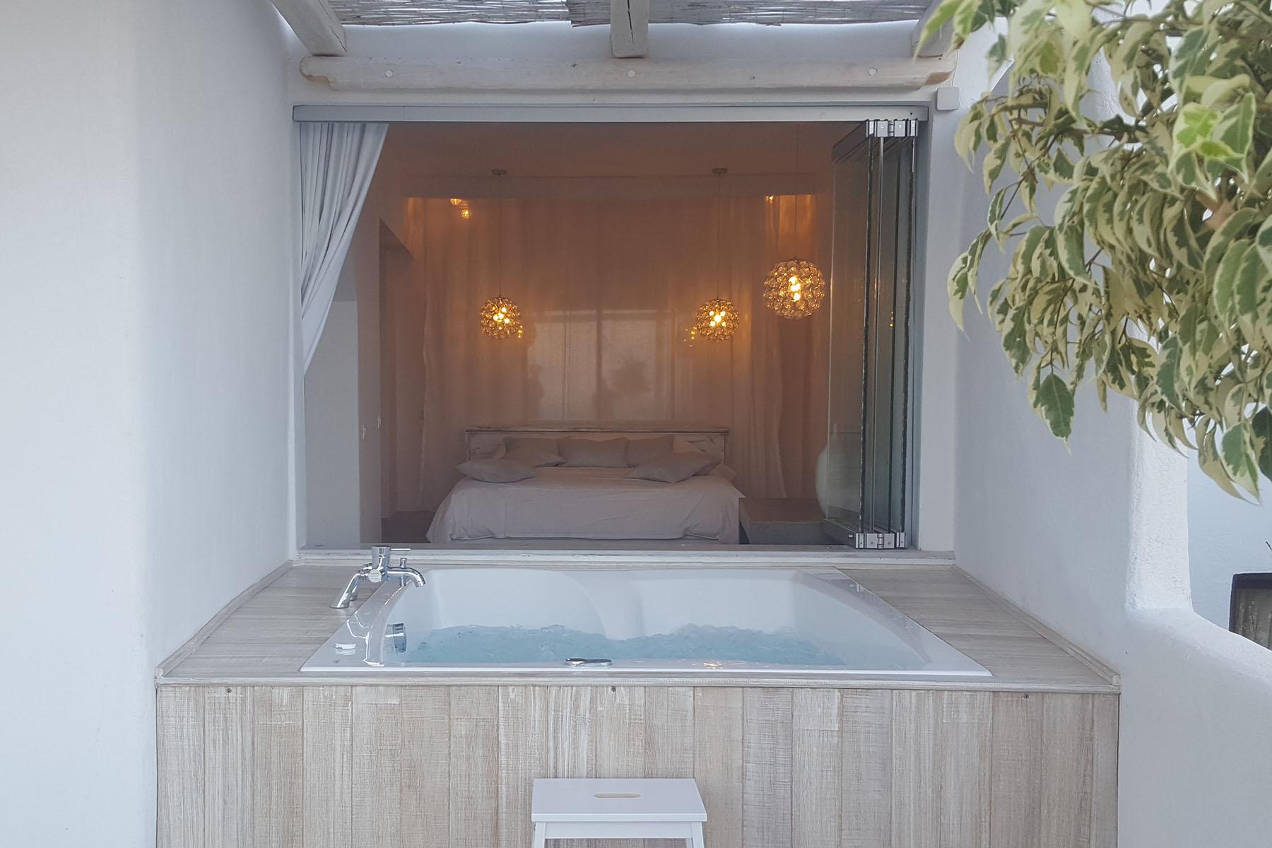 stay in karpathos - Poseidon Blue Gastronomy Hotel