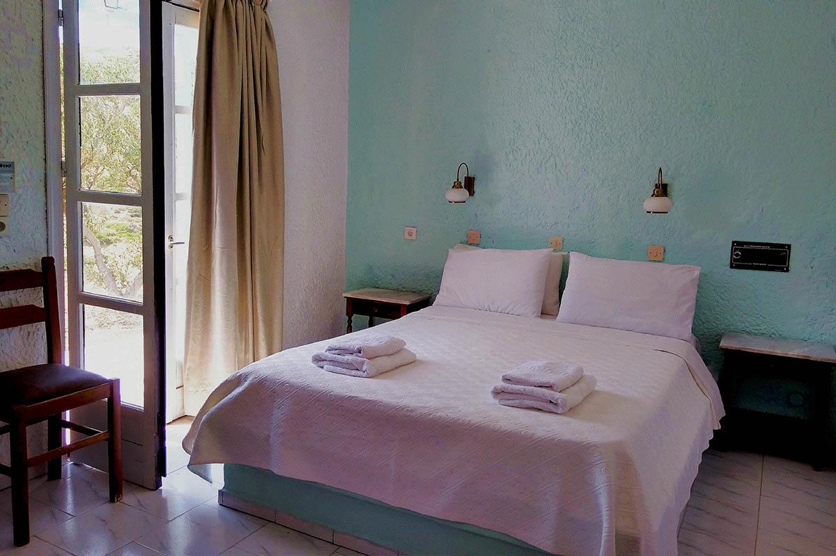karpathos rooms - Poseidon Blue Gastronomy Hotel