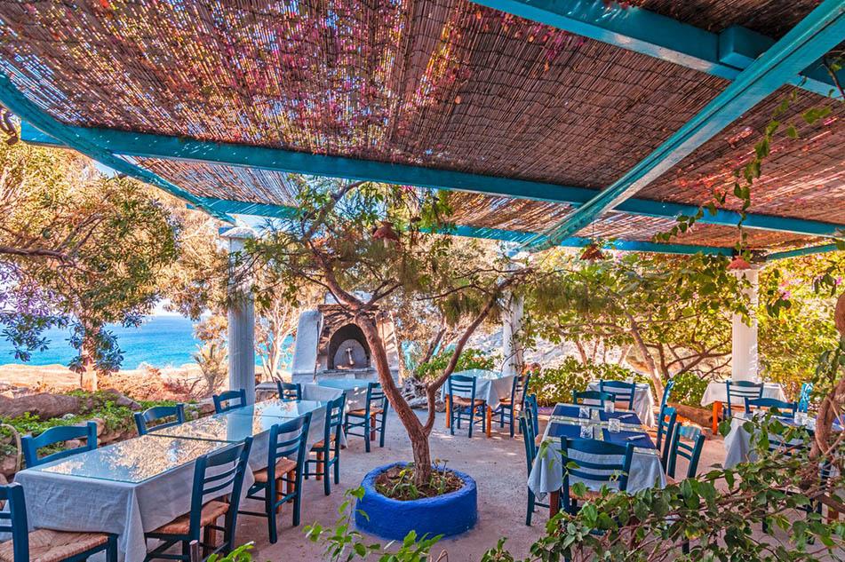 ξενοδοχειο στην καρπαθο - Poseidon Blue Gastronomy Hotel