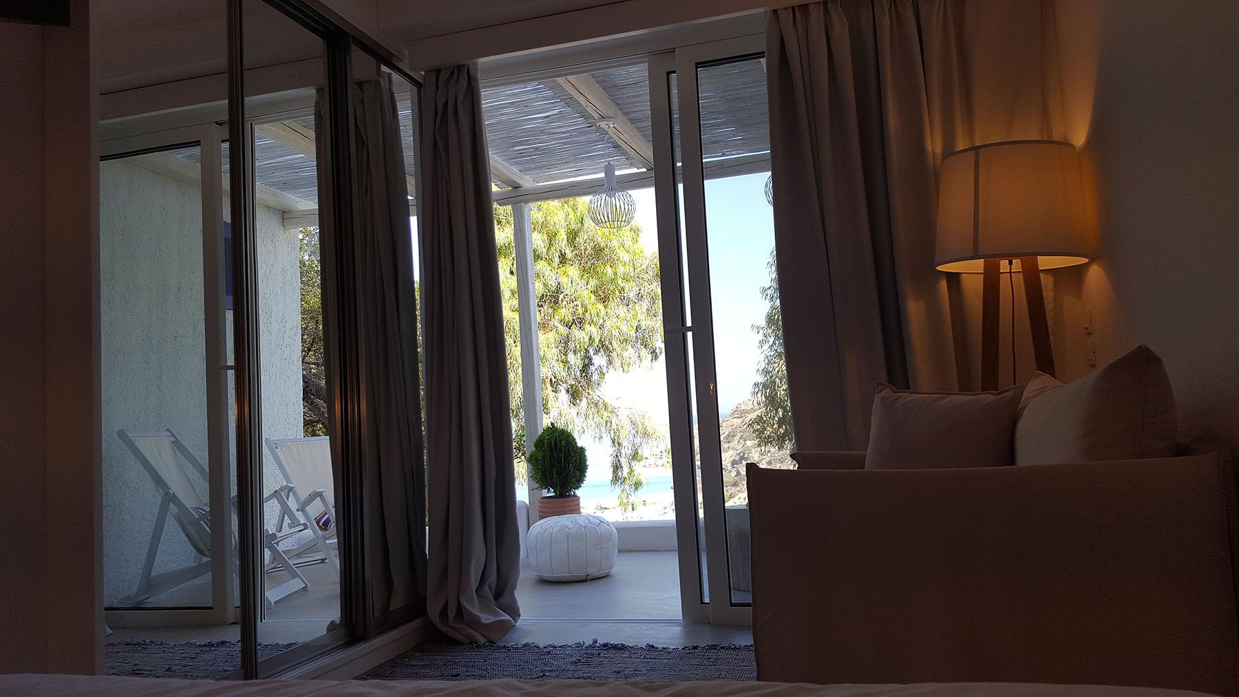 καρπαθος δωματια - Poseidon Blue Gastronomy Hotel