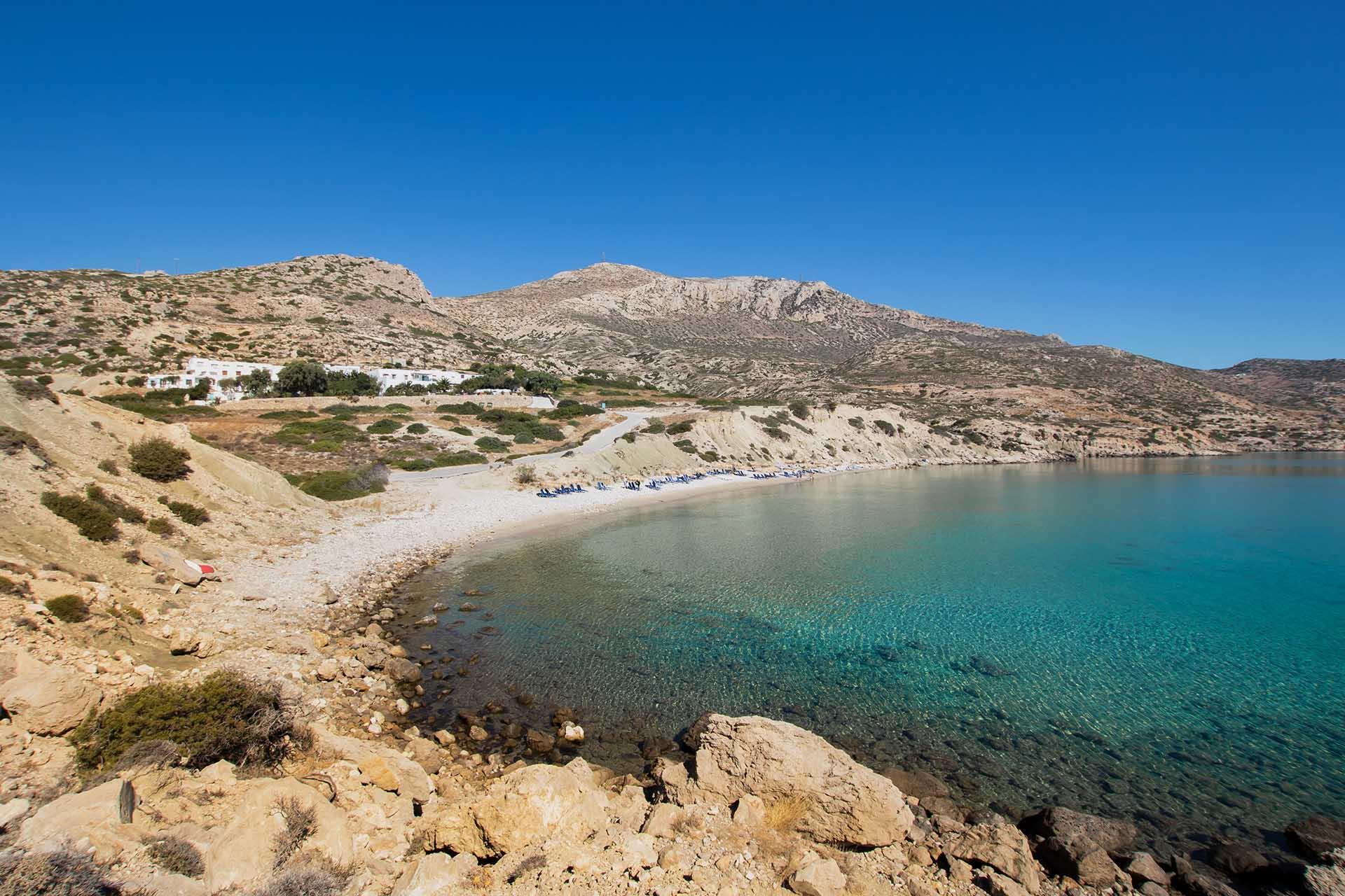 παραλίες στην καρπαθο - Poseidon Blue Gastronomy Hotel